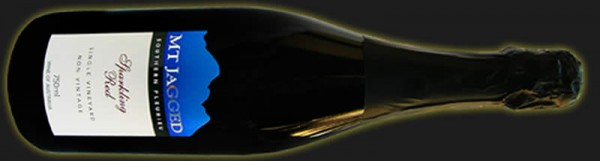 Mt Jagged Wines Sparkling Red